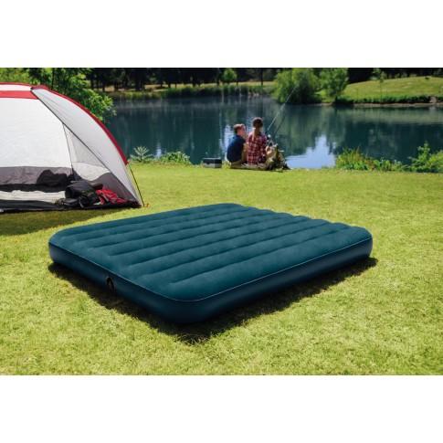 Saltea gonflabila Intex 64733, pentru camping, 2 persoane, 191 x 137 x 25 cm