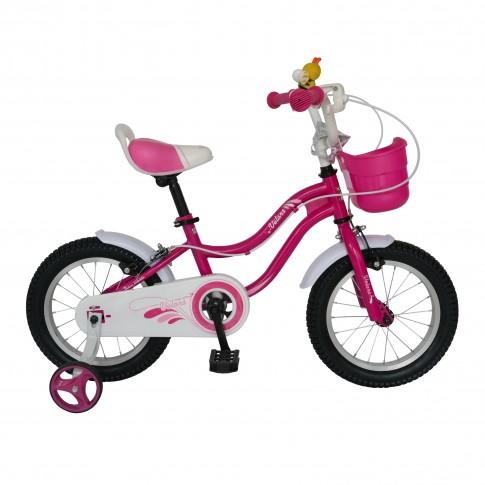 Bicicleta pentru copii Velors V1402A, 14 inch