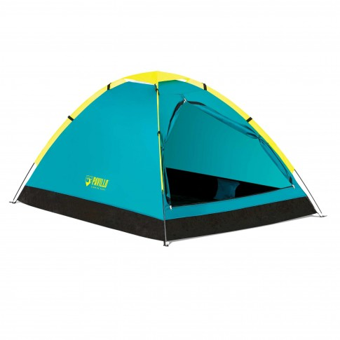 Cort camping, 2 persoane, Bestway Pavillo Cool Dome 68084, poliester, 145 x 205 x 100 cm