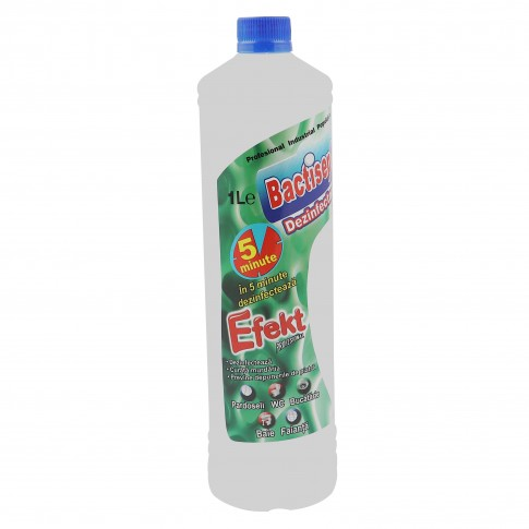 Dezinfectant gel bactisept Fresh Efekt, 1L