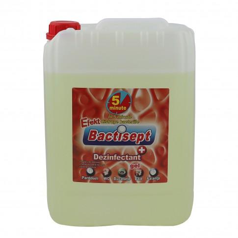 Dezinfectant gel bactisept Tropical Efekt, 9 L