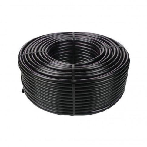 Tub pentru irigatii prin picurare, plat, 0.9 mil, D 16 mm, distanta orificii 33 cm, rola 200 m