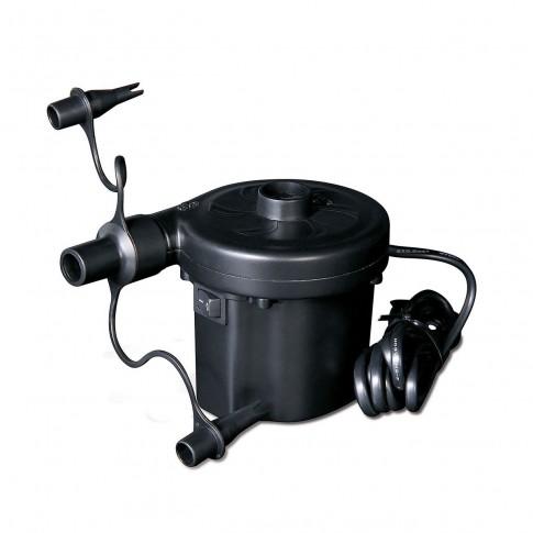 Pompa aer pentru produse gonflabile, electrica110 W, Bestway 62139 + 3 adaptoare