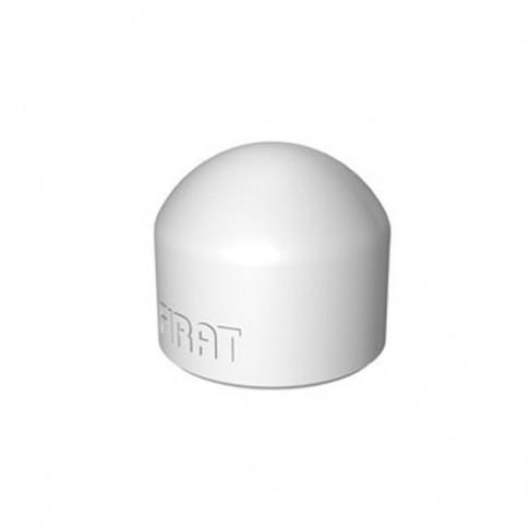 Dop PPR, de proba, D 63 mm, alb