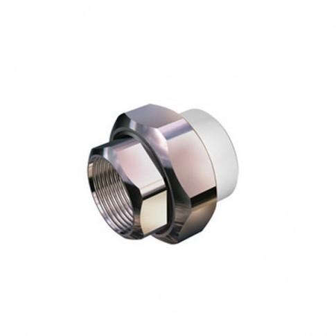 Racord olandez PPR, FI, D 40 mm x 1 1/4 inch
