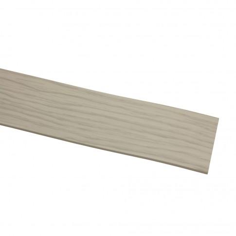 Masca PVC, pentru sina GK, Gardinia 8873/8488, 7 cm, finisaj frasin alb