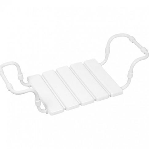Scaun special pentru cada, Lider 70, alb, 29 x 10 cm