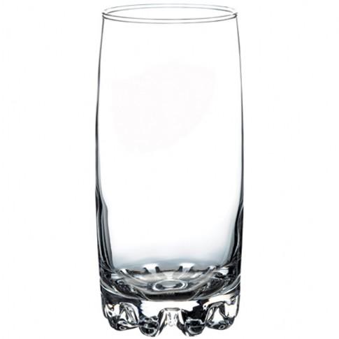 Pahar bere, Sylvana, din sticla, 385 ml, set 6 bucati