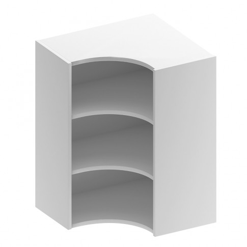 Corp superior bucatarie Martplast 1012, pe colt, diverse culori, 60 x 60 x 72 cm