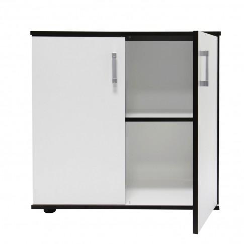 Comoda dormitor Raul, magia + alb, 70 x 71 x 40 cm, 2C
