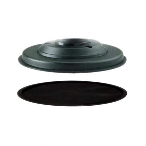 Suport de cauciuc pentru baza magnetica Midland 120/U cod R60206, diametru 125 mm, negru