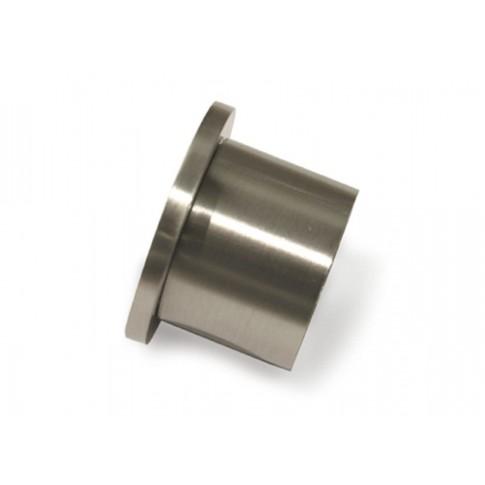 Consola perete, metal, 25 mm, bronz 30507