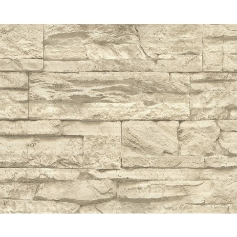 Tapet vlies, model piatra, AS Creation Livingwalls 707130, 10 x 0.53 m