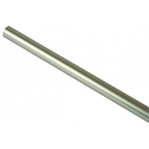 Bara galerie metal, 20 mm, 300 cm, inox