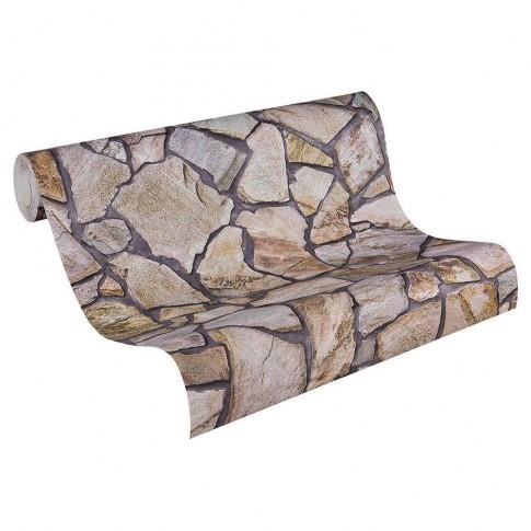 Tapet vlies, model piatra, AS Creation Wood'n Stone 927316, 10 x 0.53 m
