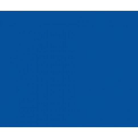 Autocolant unicolor Gekkofix 10055, albastru mat, 0.45 x 15 m
