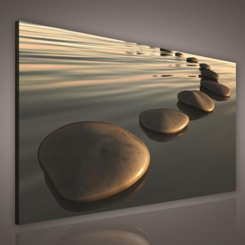 Tablou PP 13801, compozitie, canvas, 75 x 100 cm
