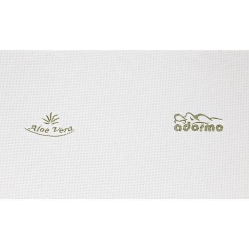 Topper saltea Adormo Memory Relax cu spuma memory 130 x 200 cm