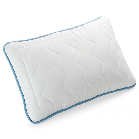 Perna pentru dormit Dormeo Siena Classic V2, clasica, microfibre Softdream + microfibre Wellsleep 100% poliester, 50 x 70 cm