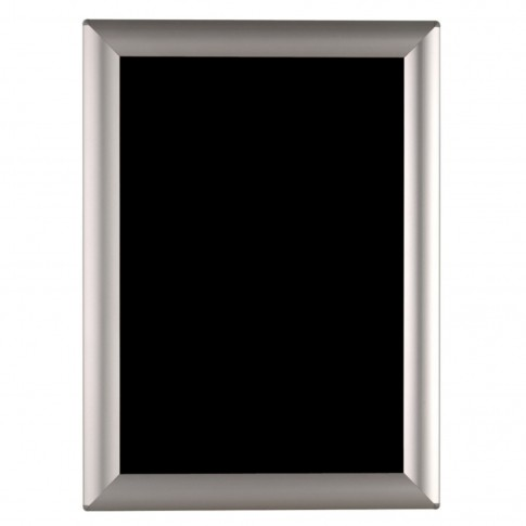 Rama foto Click, pentru poster tip A4, dreptunghiulara, aluminiu si PVC, 24.1 x 32.8 cm
