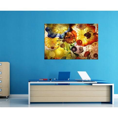 Tablou dualview DTB5840, Hipnotic, canvas, 60 x 90 cm