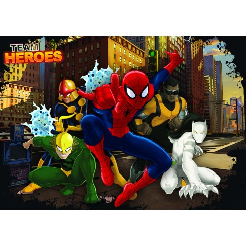 Fototapet copii vlies Disney Spiderman 267-VE-XL 208 x 146 cm
