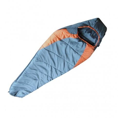 Sac de dormit Mummy WR3214, o persoana, 200 x 85 x 50 cm, cu gluga, primavara - vara - toamna