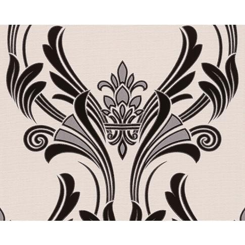Tapet profil, model floral, AS Creation Atlanta 957034 10 x 0.53 m