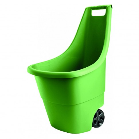 Roaba multifunctionala Curver Easy Go Breeze, verde, 51 x 56 x 84 cm, 50L