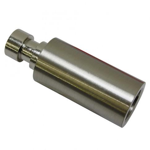 Prelungitor consola Chicago, 4 cm, inox 31170