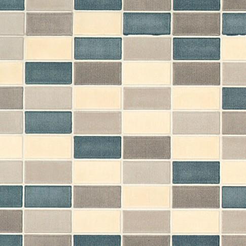 Autocolant faianta / mozaic Gekkofix Cetona 11743, multicolor, 0.45 x 15 m