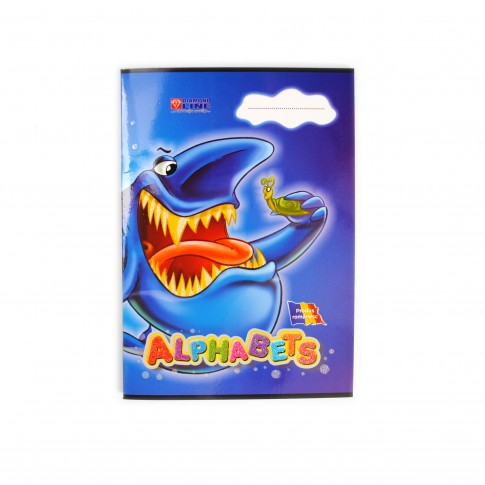 Caiet A5, tip II, 24 file, 70 g/mp