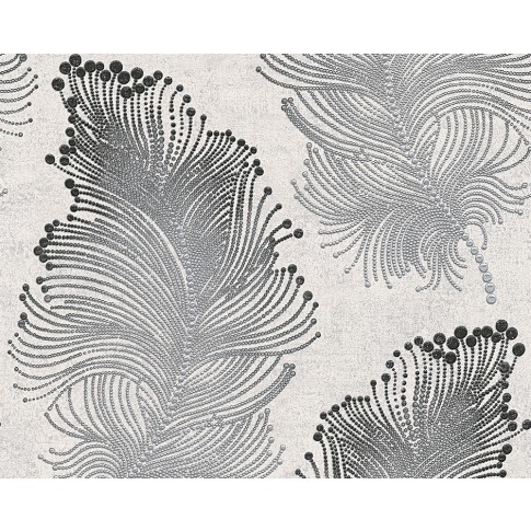 Tapet vlies, model vintage, AS Creation Burlesque 960456, 10 x 0.53 m