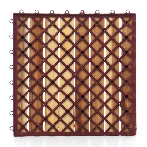 Dala lemn OS002/30, exterior, 300 x 24 x 300 mm