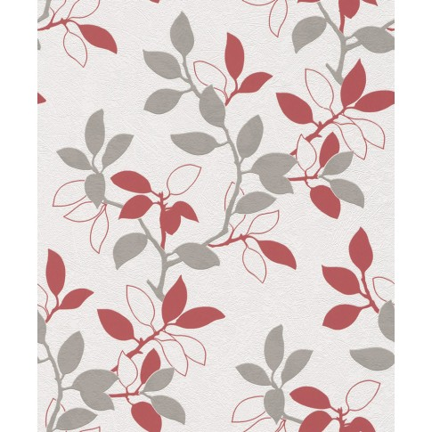 Tapet fibra textila, model floral, Rasch Home Vision VI VI431421, 10.05 x 0.53 m