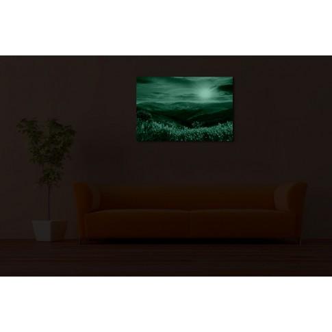 Tablou dualview DTB7279, Daydream, canvas + lemn de brad, 60 x 90 cm