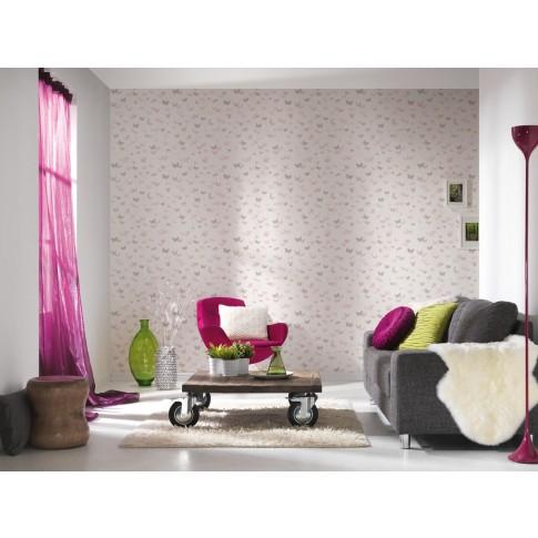 Tapet vlies, camera copii, AS Creation Esprit Kids 4 302891, 10 x 0.53 m