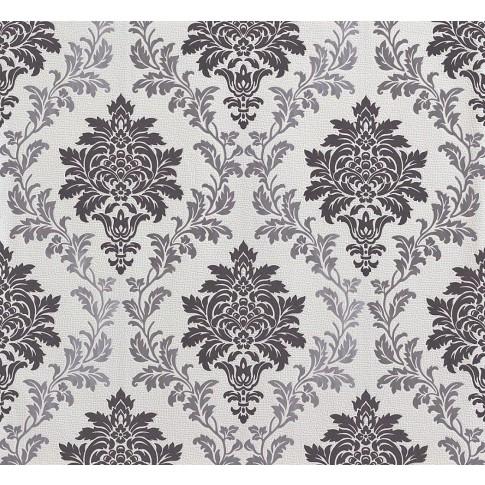 Tapet fibra textila, model floral, Rasch Flammand 858808, 10 x 0.53 m