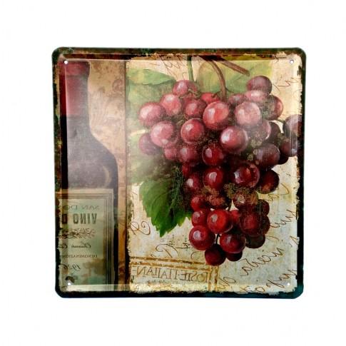 Tablou D26, tabla D26, 20 x 20 cm