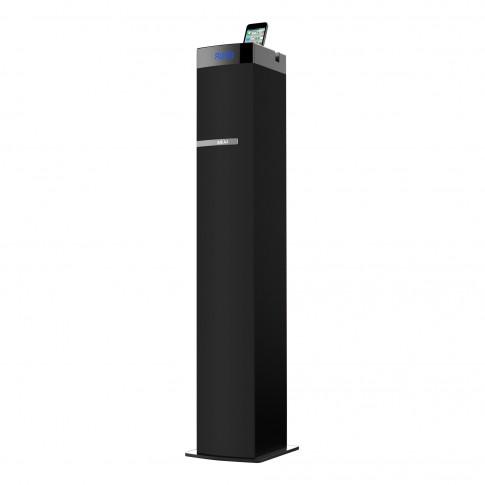 Sistem audio Akai SS026A-KASTOR, 1 boxa activa, 50 W, Bluetooth, USB, SD card, negru, telecomanda