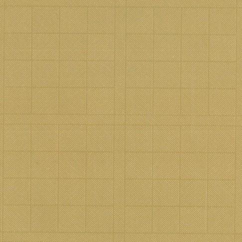 Fata de masa Felpata 148, model carouri, folie PVC laminata, galben, 160 x 120 cm