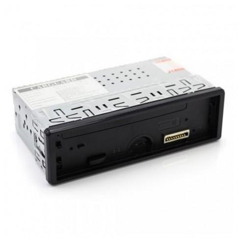 Radio MP3 player auto Carguard CD 177, 4 x 50 W, 1 DIN, USB, SD card reader, Aux in, egalizator, 2 iesiri RCA, panou frontal detasabil, telecomanda