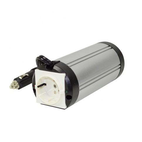 Invertor de tensiune PNI, 150 W, intrare 12 V, iesire 220 V, USB