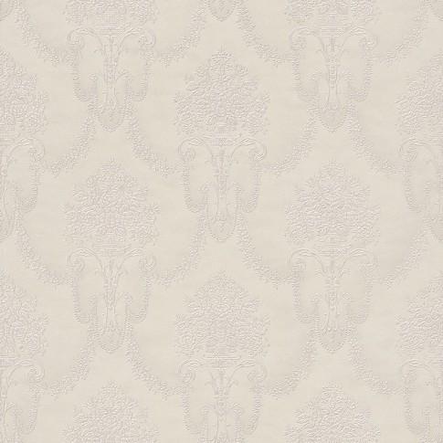 Tapet fibra textila, model floral, Rasch Trianon 514926, 10 x 0.53 m