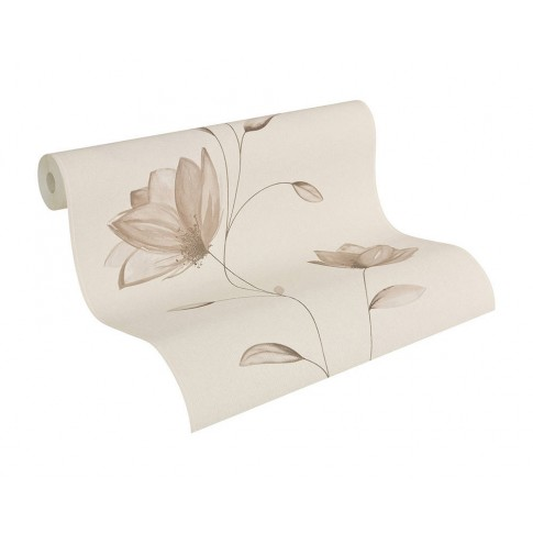 Tapet vlies, model floral, AS Creation Fioretto 2 957221 10 x 0.53 m