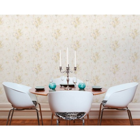 Tapet vlies, model floral, AS Creation Romantica 3 306471, 10 x 0.53 m