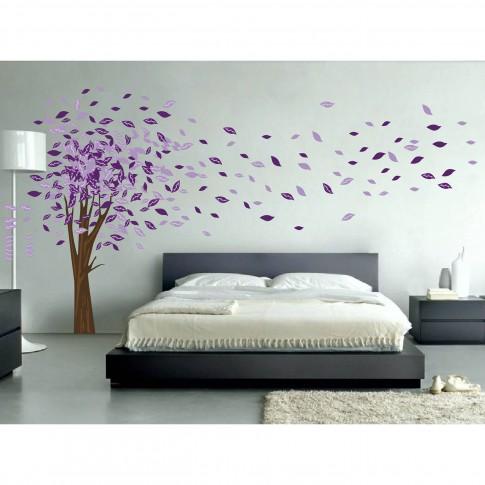 Sticker decorativ perete, camera copii/living/dormitor, PT1444, 30 x 90 cm
