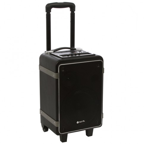Boxa portabila NGS Wildfunky SPKR-BT-WILDFUNKY-NGS, Bluetooth, 40 W, USB, microSD, jack 3.5 mm