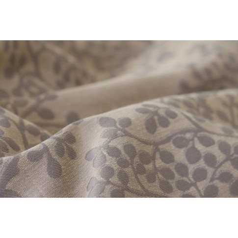 Draperie Kansai, PES 100%, gri, H 280 cm