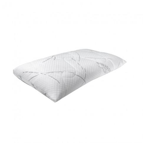 Perna pentru dormit Adormo Memory Alto Select, spuma cu memorie, alb, 40 x 70 x 10 cm